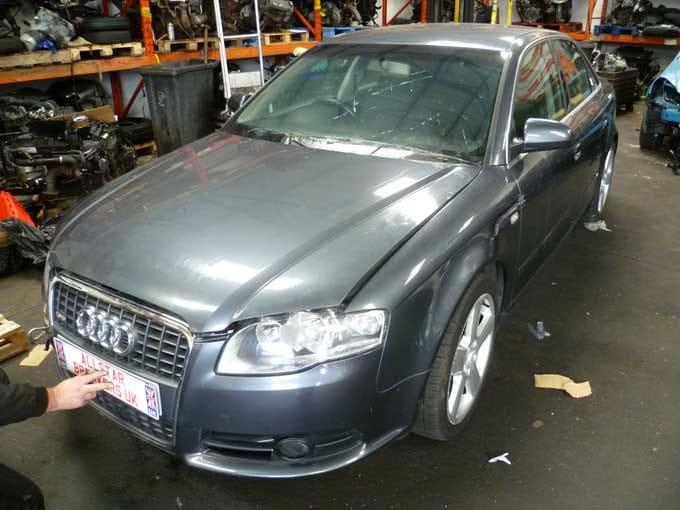 Audi Breakers