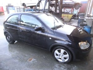 vauxhall-corsa for breaking