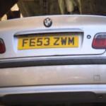 Scrap BMW