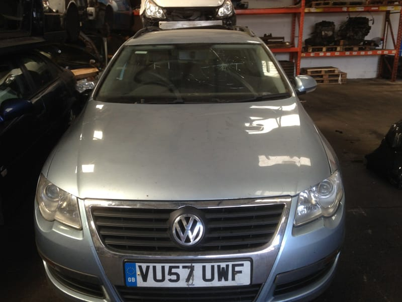 VW Passat scrap and breaking from Manchester