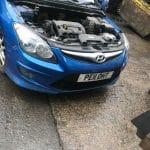 Hyundai for breaking spare parts, Preston
