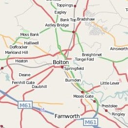 Bolton scrap cars and used car parts