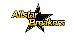 Allstar Breakers scrap yard logo
