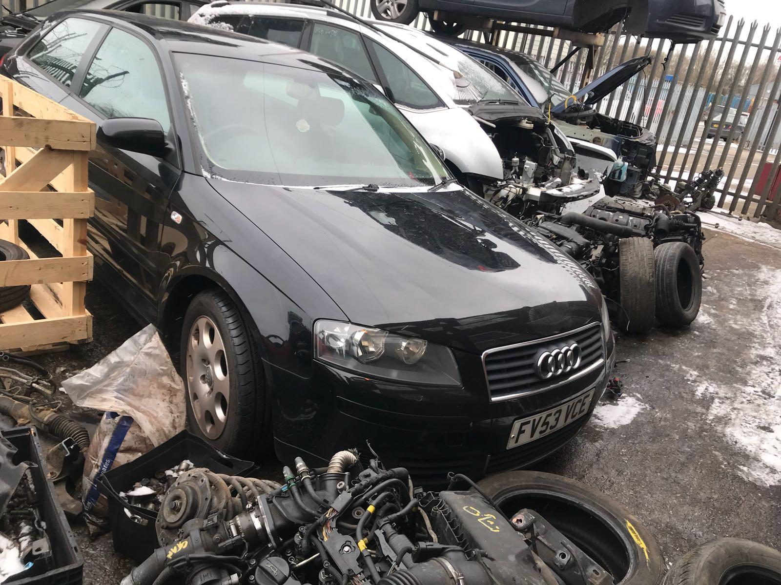 Scrap Audi A4