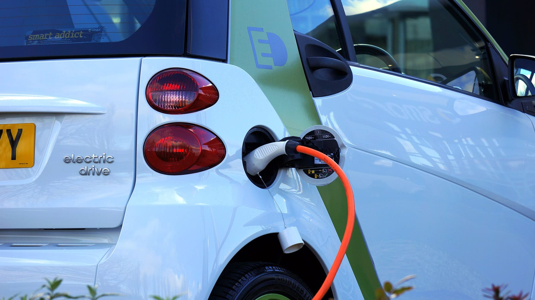 Electric car scrappage scheme