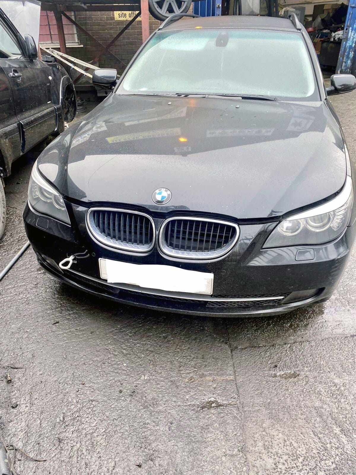 BMW for breaking with Allstar Breakers