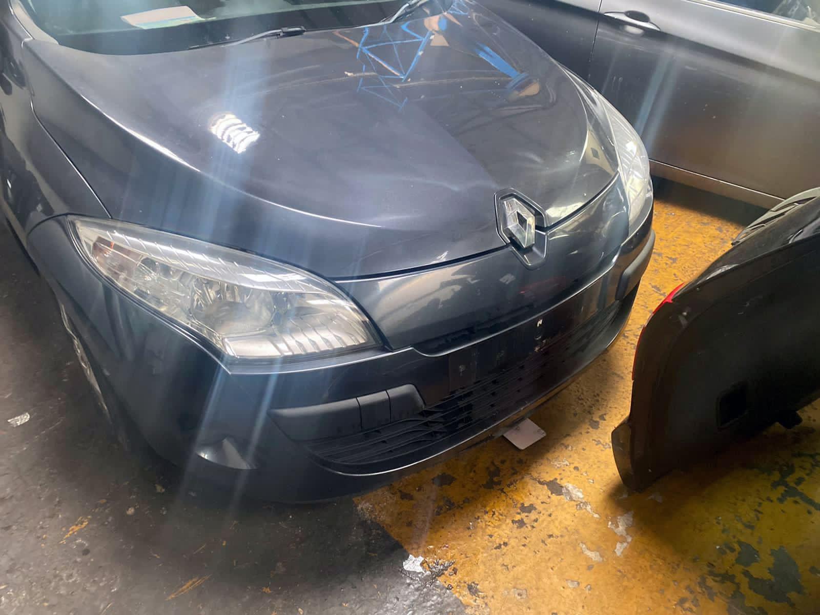 Renault scrap and breaking